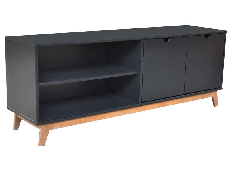 petit meuble tv pas cher conceptions de maison. Black Bedroom Furniture Sets. Home Design Ideas