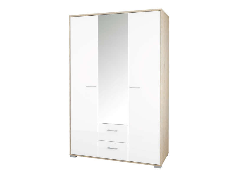 Armoire design conforama for Armoire conforama 3 portes coulissantes