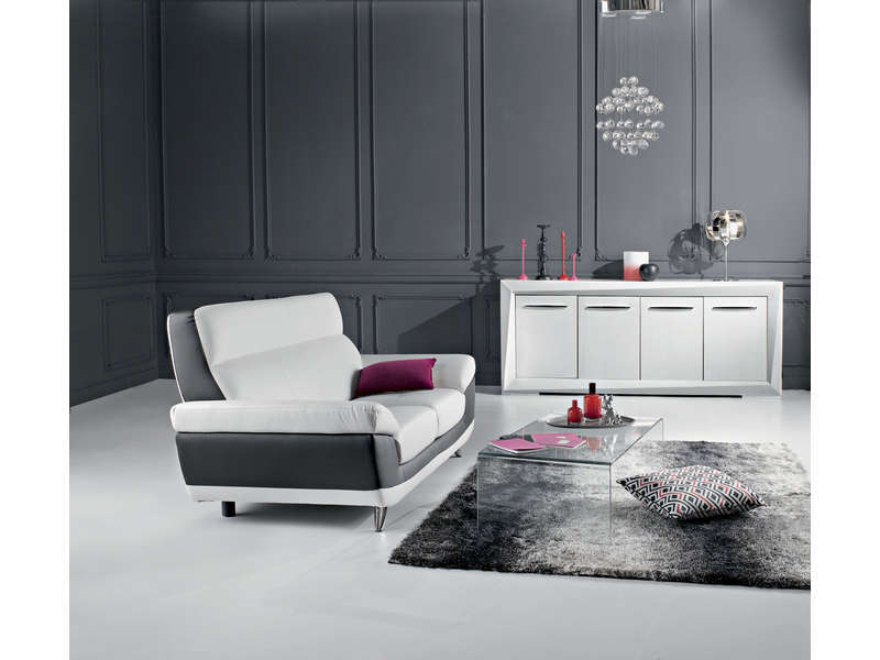 canap fixe 2 places diagonal promo canap conforama ventes pas. Black Bedroom Furniture Sets. Home Design Ideas