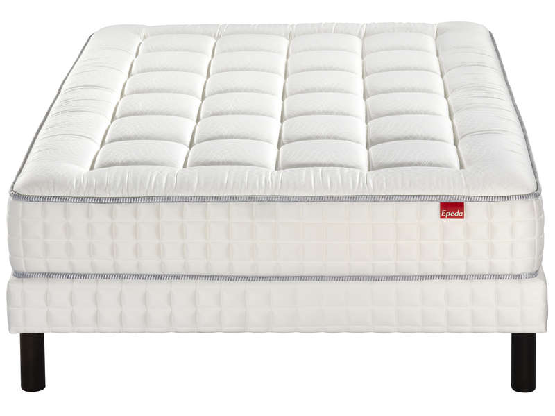 matelas ressorts 140x190 cm epeda ecrin matelas conforama. Black Bedroom Furniture Sets. Home Design Ideas