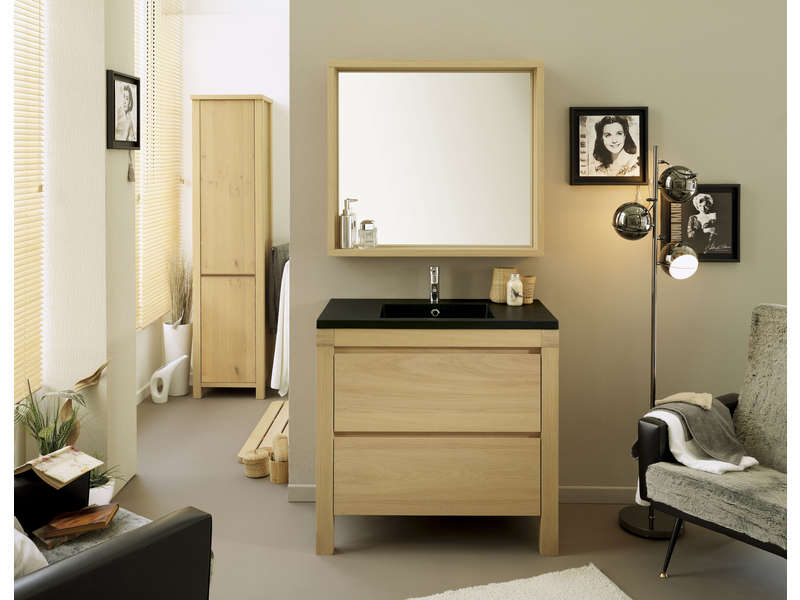 ensemble de salle de bain athena meuble de salle de bain conforama ventes pas. Black Bedroom Furniture Sets. Home Design Ideas
