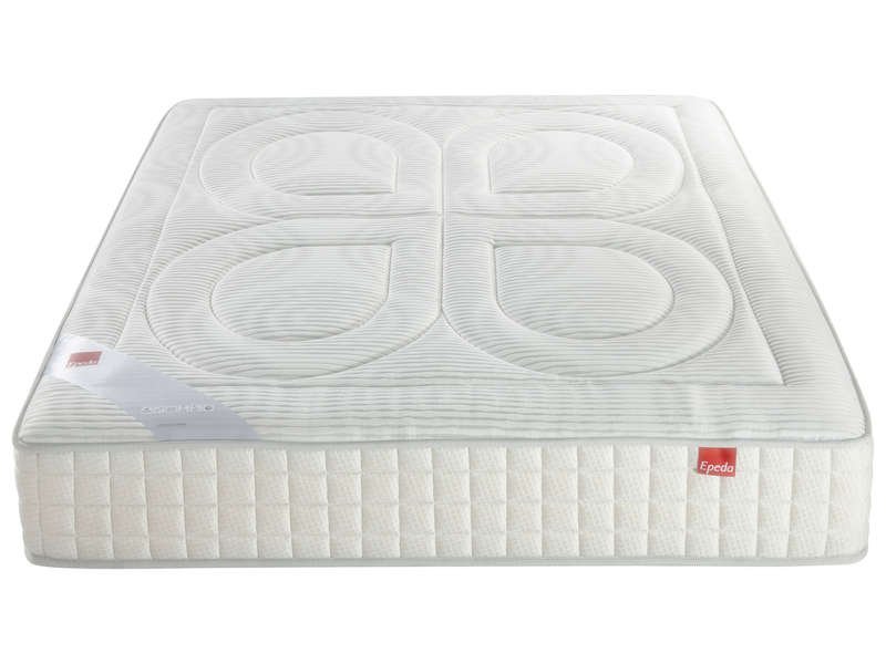 matelas ressorts 140x190 cm epeda apesanteur matelas. Black Bedroom Furniture Sets. Home Design Ideas