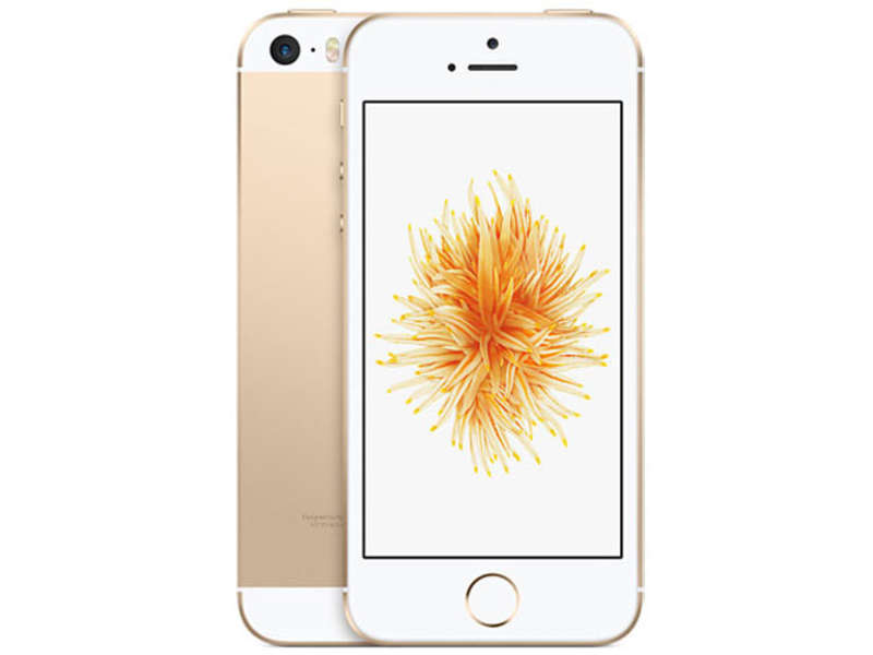 Smartphone 4 '' Dual core APPLE IPHONE SE 16GO OR - Smartphone Conforama