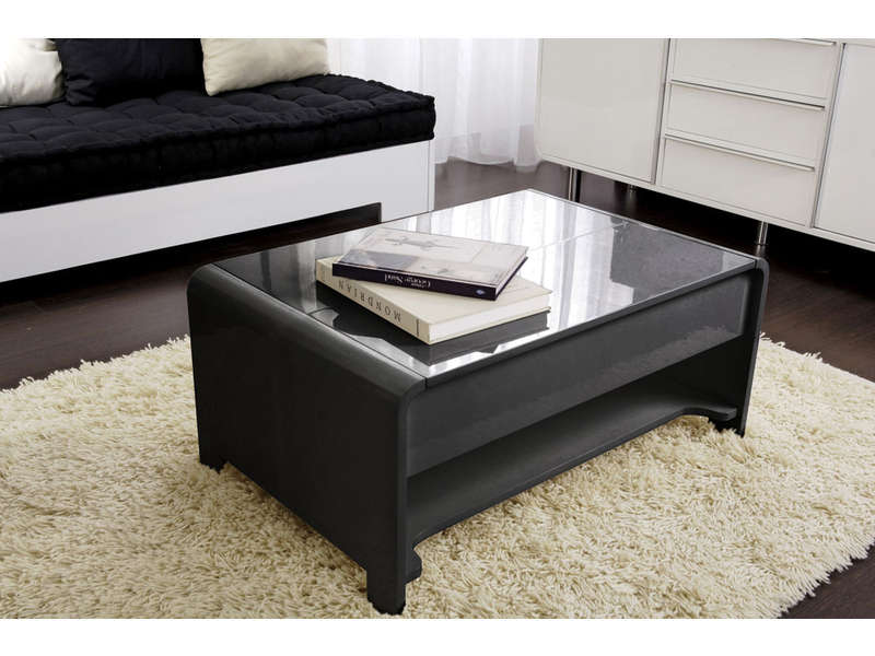 table basse coloris noir table basse conforama pas cher ventes pas. Black Bedroom Furniture Sets. Home Design Ideas