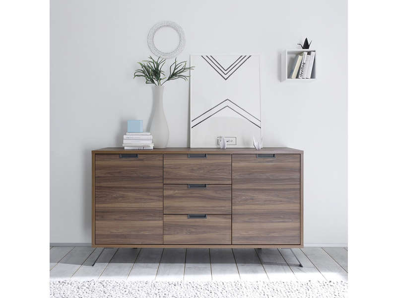 buffet palma pas cher buffet conforama ventes pas. Black Bedroom Furniture Sets. Home Design Ideas