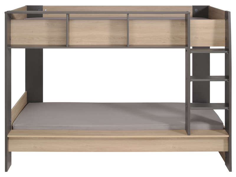 lit superpos 2x90x200 cm tercio lit enfant pas cher conforama ventes pas. Black Bedroom Furniture Sets. Home Design Ideas