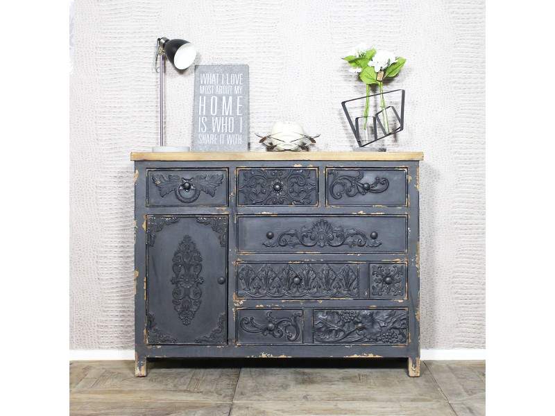 Buffet ancien Bastille Made In Meubles - Buffet Conforama