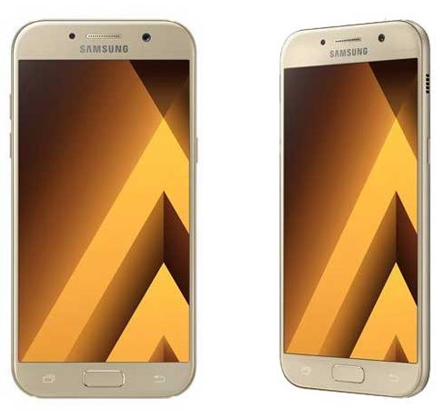 Samsung Galaxy A5 32 Go Or sable pas cher - Smartphone Priceminister