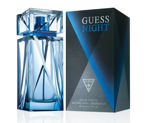 Parfum homme Guess - Guess Night Eau De Toilette 100 ml