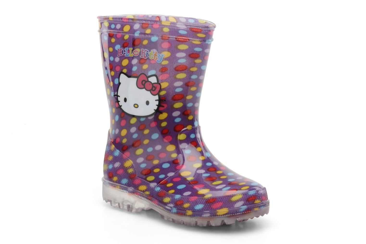 bottes de pluie enfants sarenza hello kitty hk iexene ventes pas. Black Bedroom Furniture Sets. Home Design Ideas