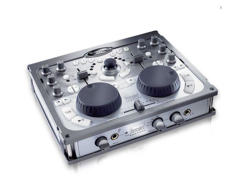 Console de mixage Grosbill Destockage HERCULES DJ