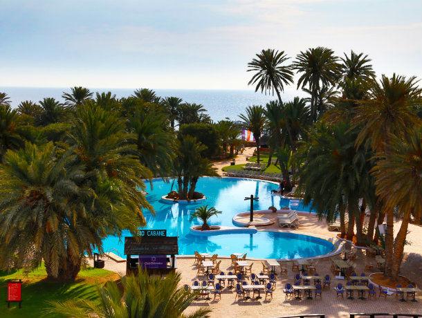 Hôtel Odyssée Resort Zarzis 4* à Zarzis en Tunisie