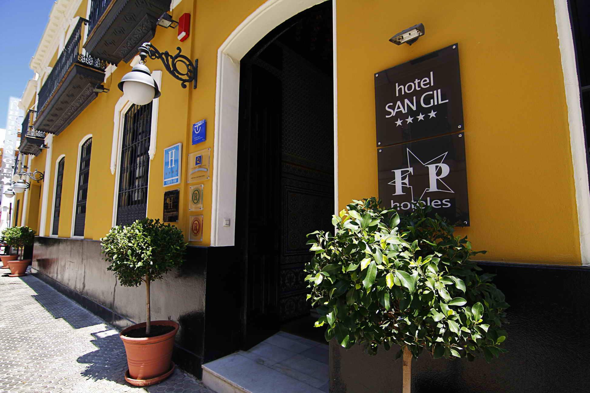 Hotel Seville Pas Cher Centre Ville