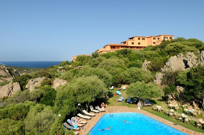 Myo Hôtel Rocce Sarde 4* TUI à San Pantaleo en Sardaigne