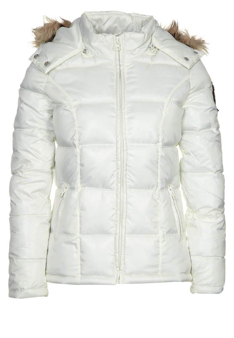 veste kaporal blanche et noir femme