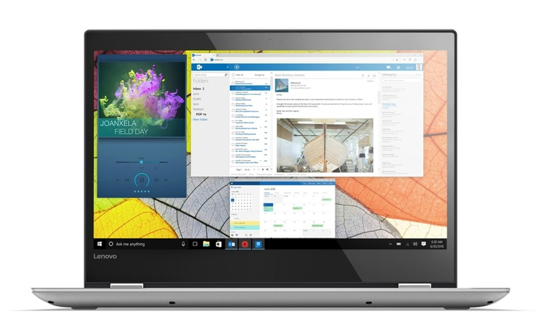 PC Ultra-Portable Lenovo Yoga 520-14IKBR 81C800FMFR