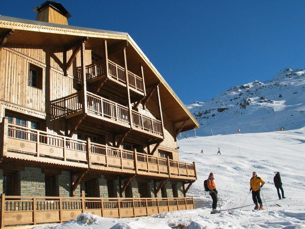 Les Chalets du Soleil à Les Menuires en Savoie - Vacances Lagrange