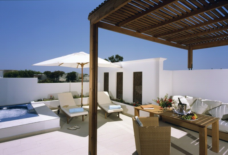 S jour luxe rhodes look voyages lindian village hotel 5 for Sejour hotel pas cher