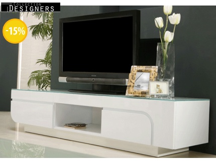 meuble tv vente unique promo meuble tv bend prix 269 euros vente ventes pas. Black Bedroom Furniture Sets. Home Design Ideas