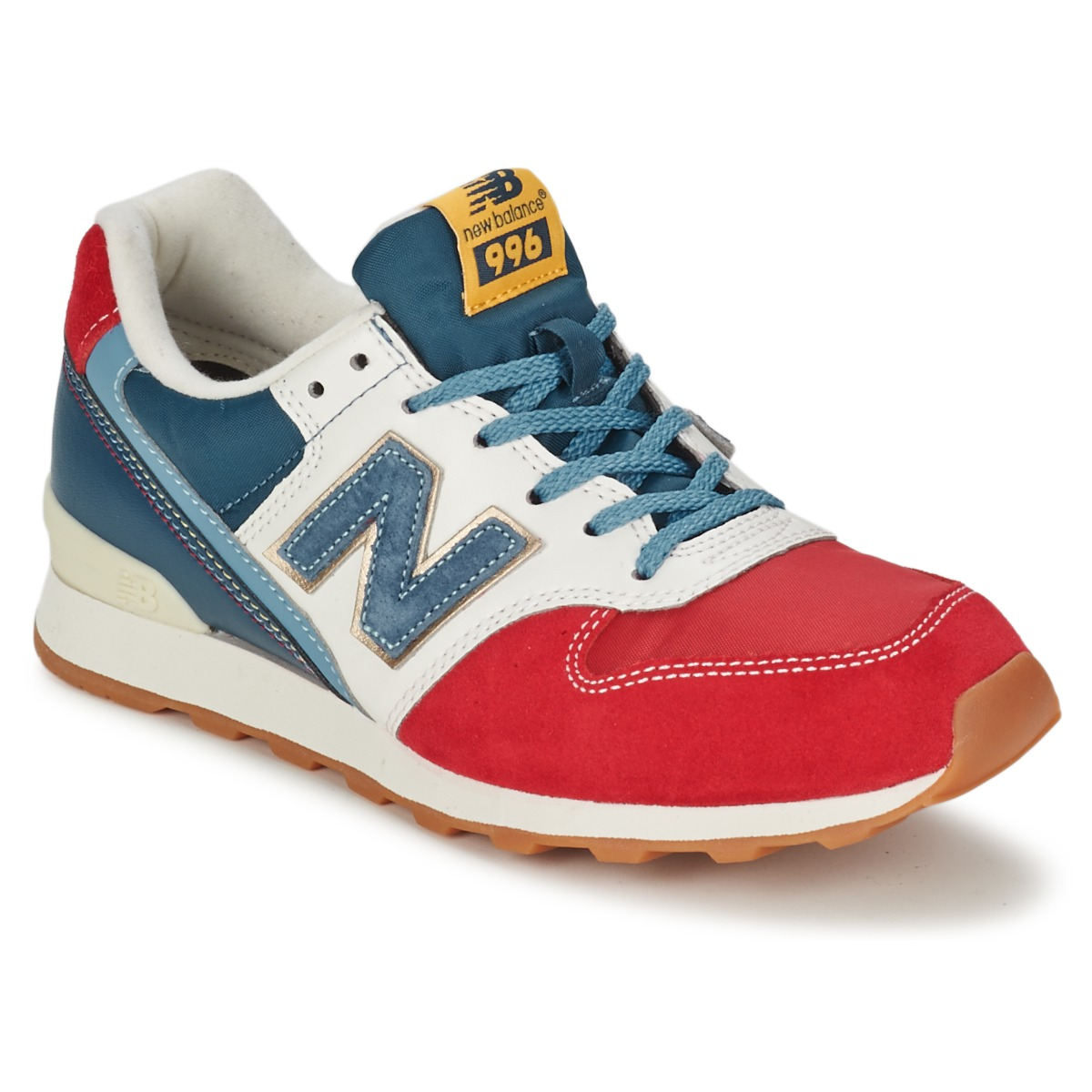 baskets basses new balance wr996 baskets femme spartoo ventes pas