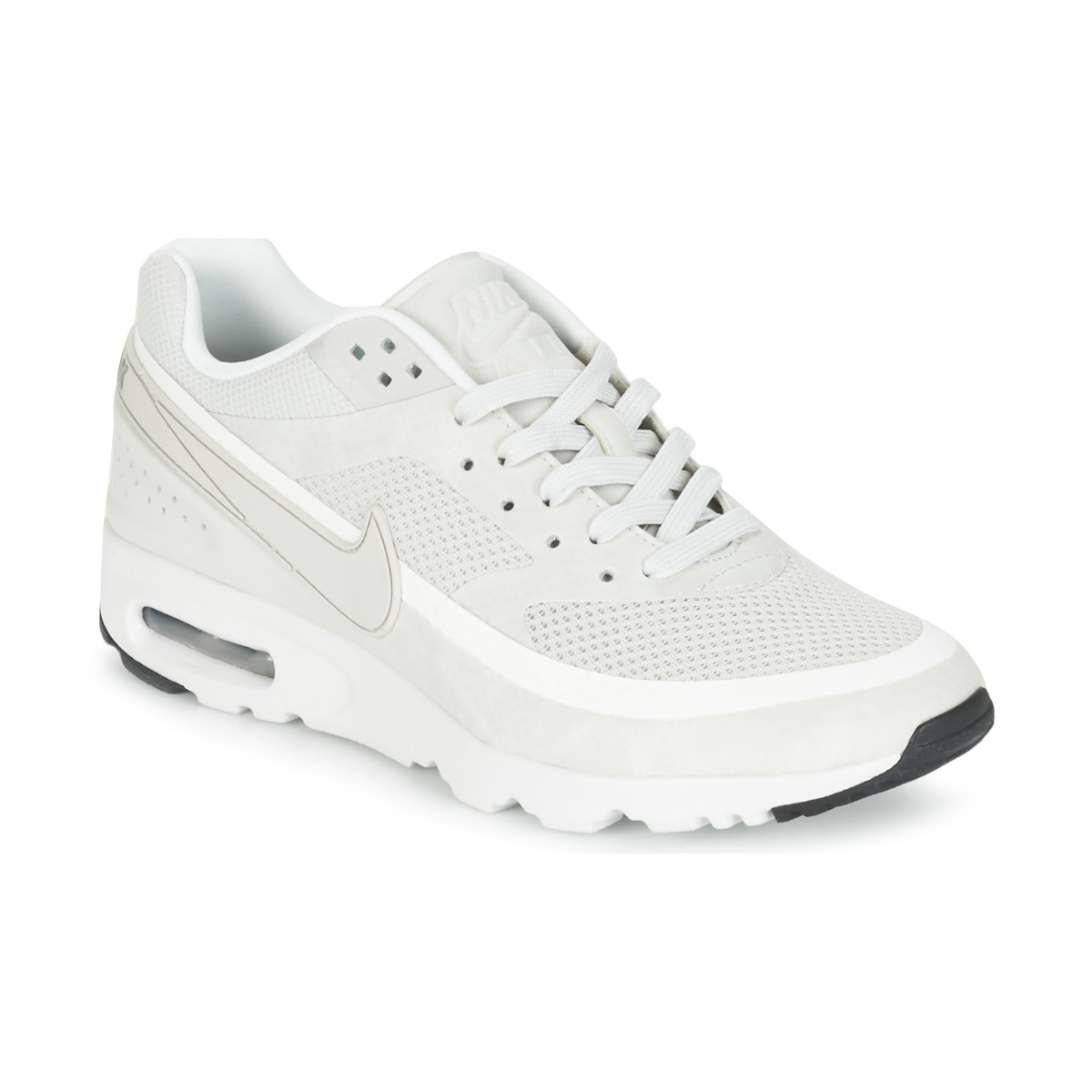 nike air max bw ultra w beige pas cher baskets femme spartoo ventes pas. Black Bedroom Furniture Sets. Home Design Ideas
