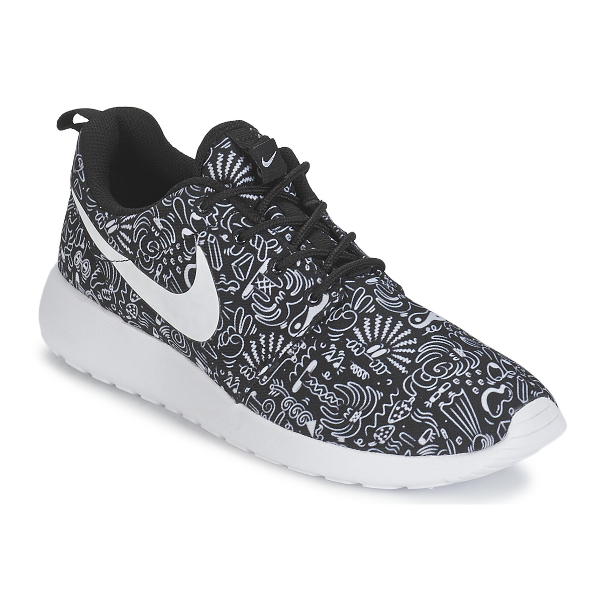 baskets basses nike roshe one print premium w baskets femme spartoo ventes pas. Black Bedroom Furniture Sets. Home Design Ideas