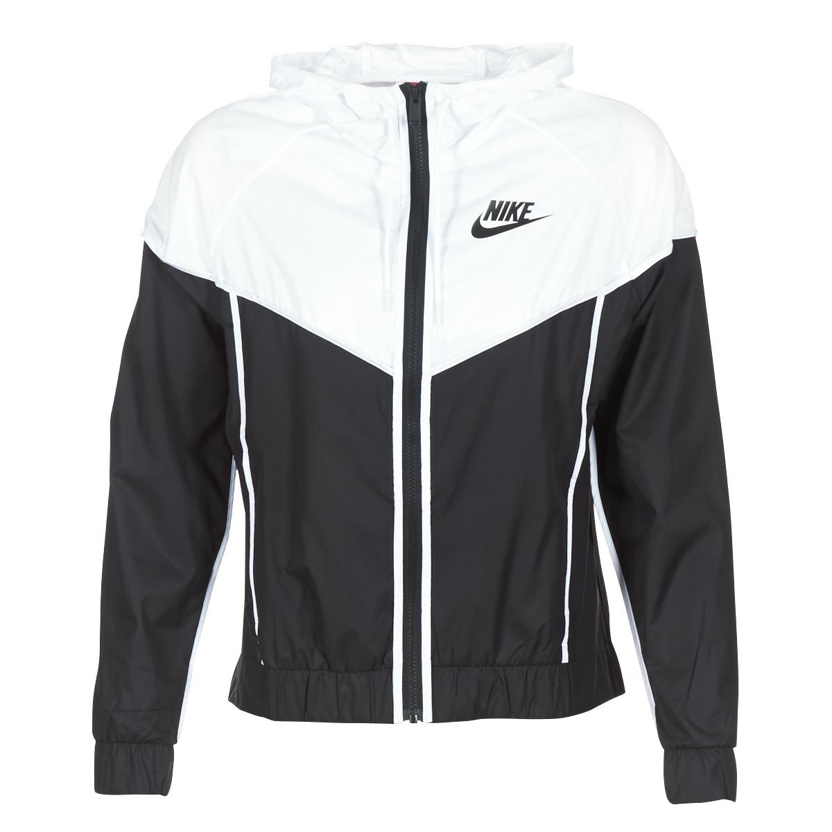 Nike W+F19 F58INDRUNNER Noir / Blanc