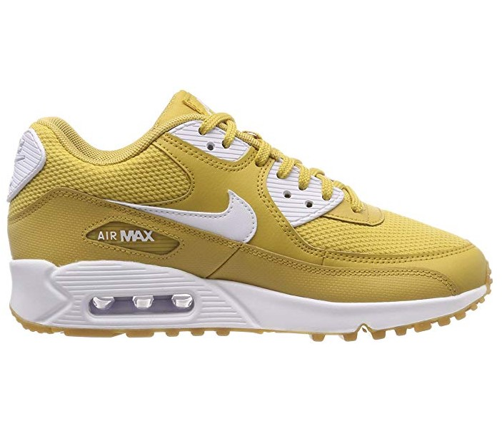 Nike WMNS Air Max 90 Chaussures de Fitness Femme