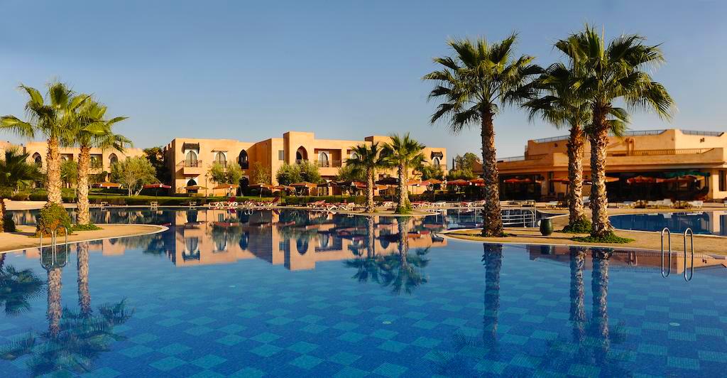 Hôtel Ona Ryads Park Marrakech 4* à Marrakech au Maroc - Leclerc Voyages