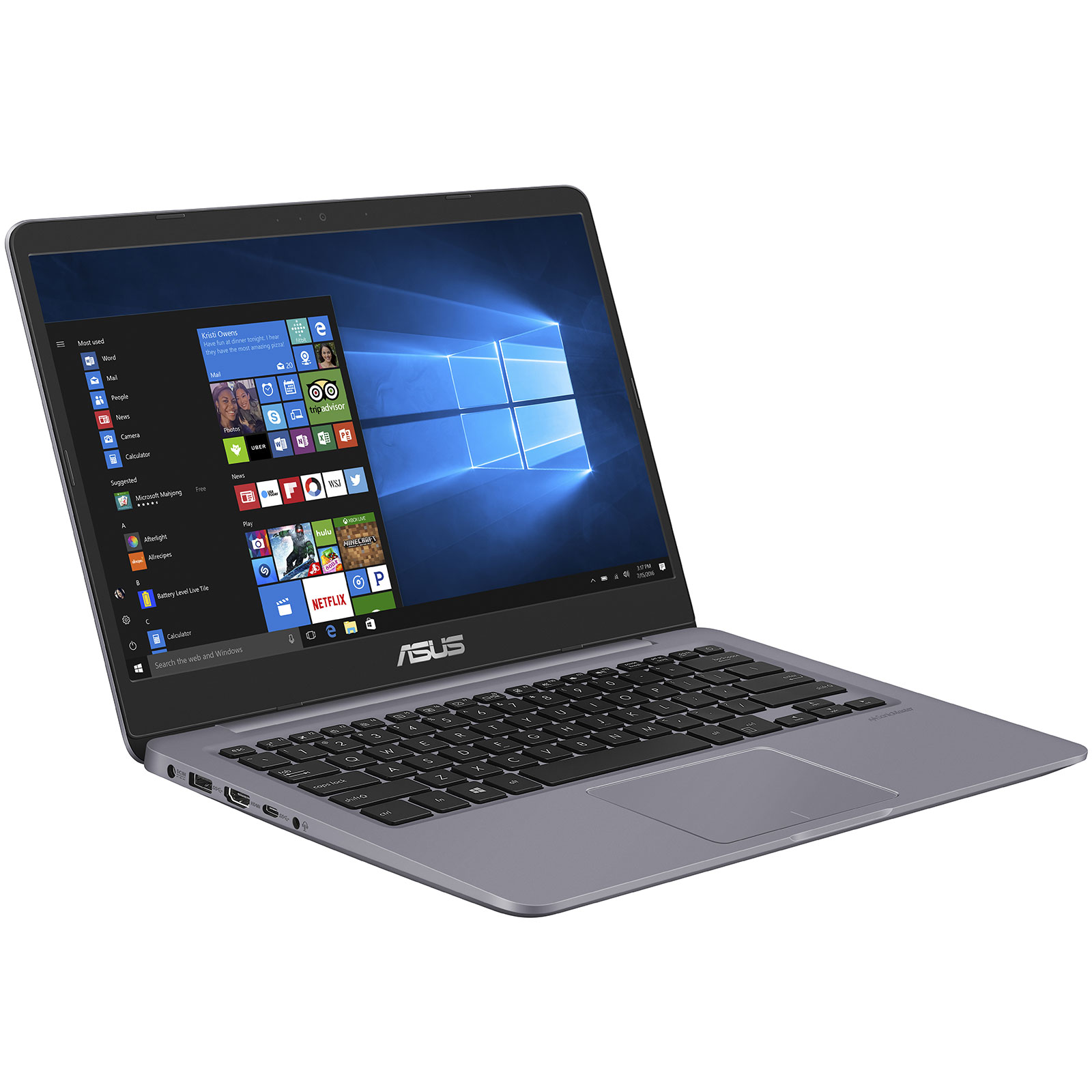 PC Ultra-Portable Asus VivoBook S410UN-EB226T