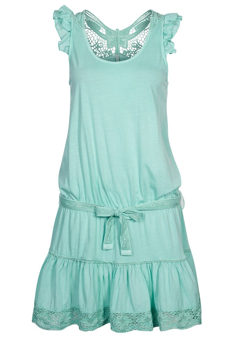 Robe Pepe Jeans HALEY Vert, Robes T-shirt Zalando