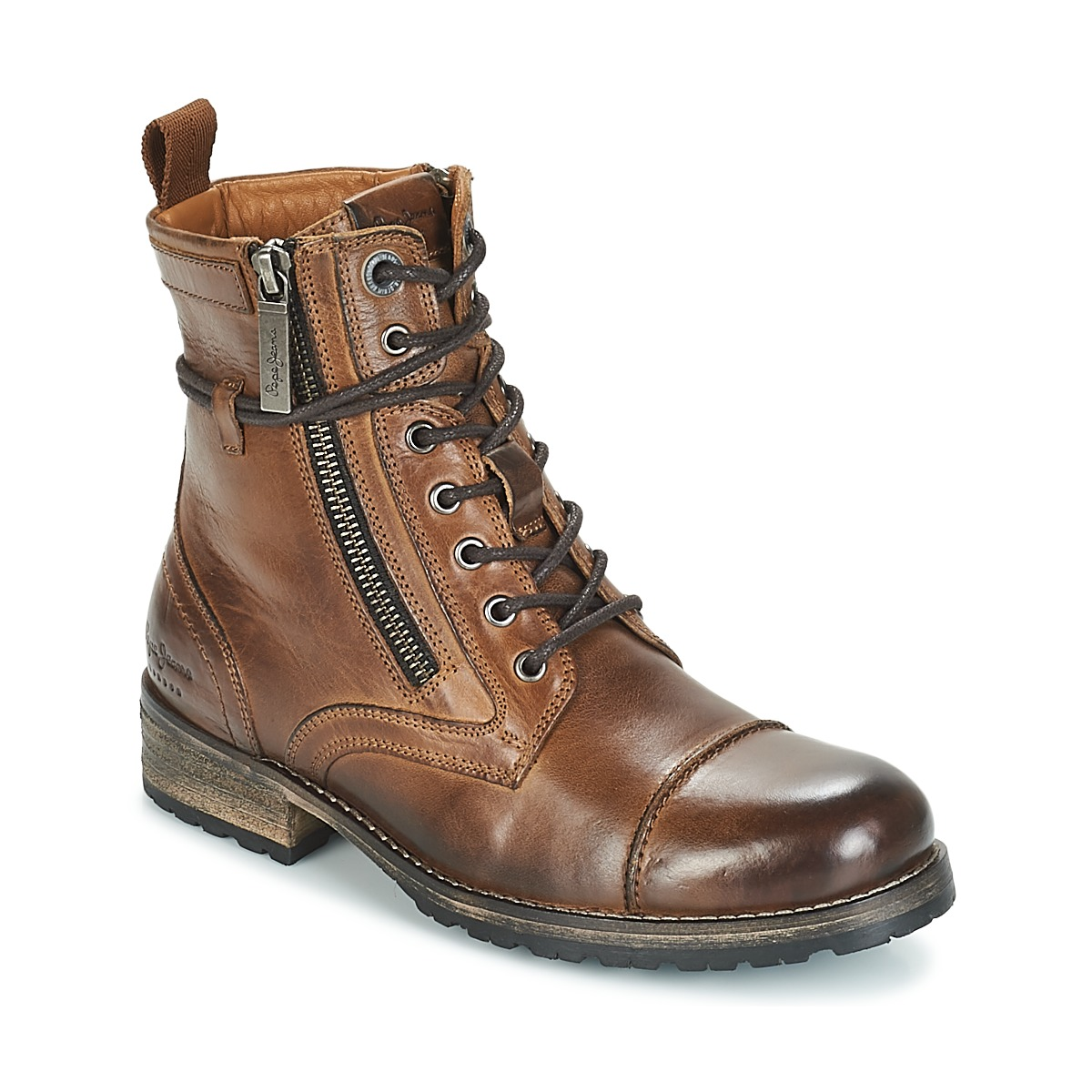Pepe jeans Melting Boots Marron