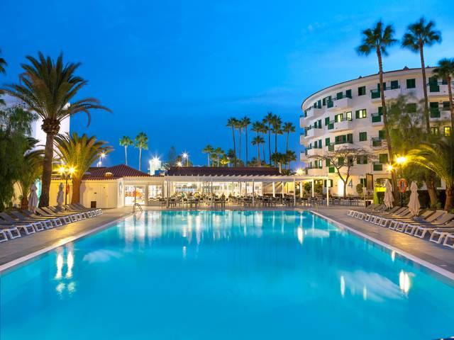 Hôtel Playa Bonita 4* Playa del Inglés - Voyage Grande Canarie Leclerc Voyages