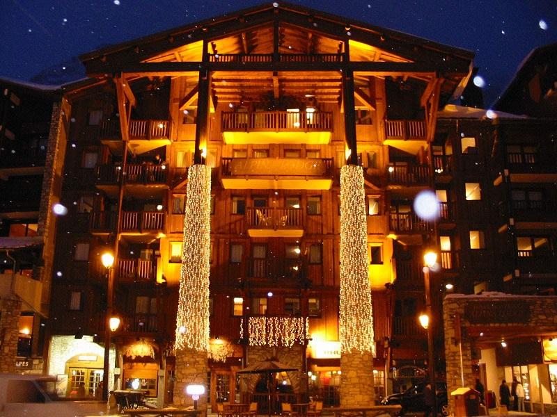 Résidence Alpina Lodge Val d'Isère - Séjour Ski Val d'Isère Madame Vacances