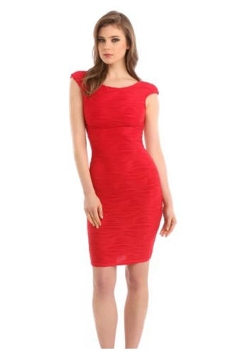 Ribbed Stretch Dress