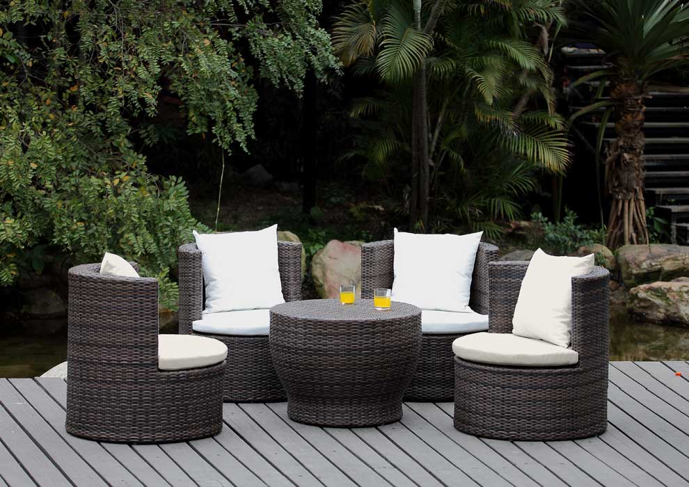 carrefour promotion de jardin riverside terrasse en bois. Black Bedroom Furniture Sets. Home Design Ideas