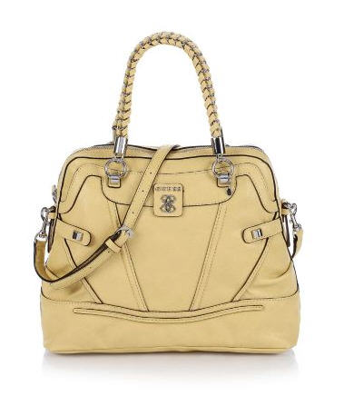 Sidney Dome Satchel
