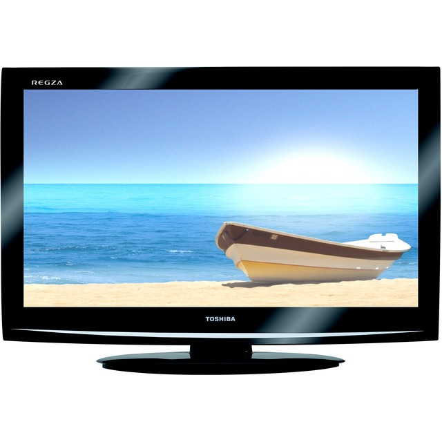 promo tv cdiscount tv lcd 32 pouces toshiba 32av733f prix 299 99 euros. Black Bedroom Furniture Sets. Home Design Ideas