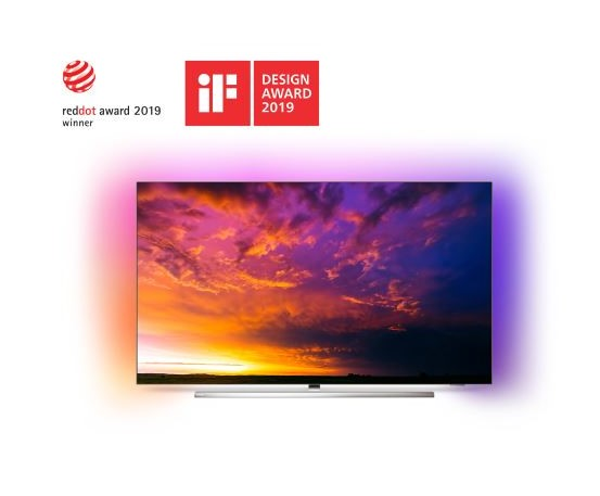 TV Philips 55OLED854 UHD 4K 139 cm