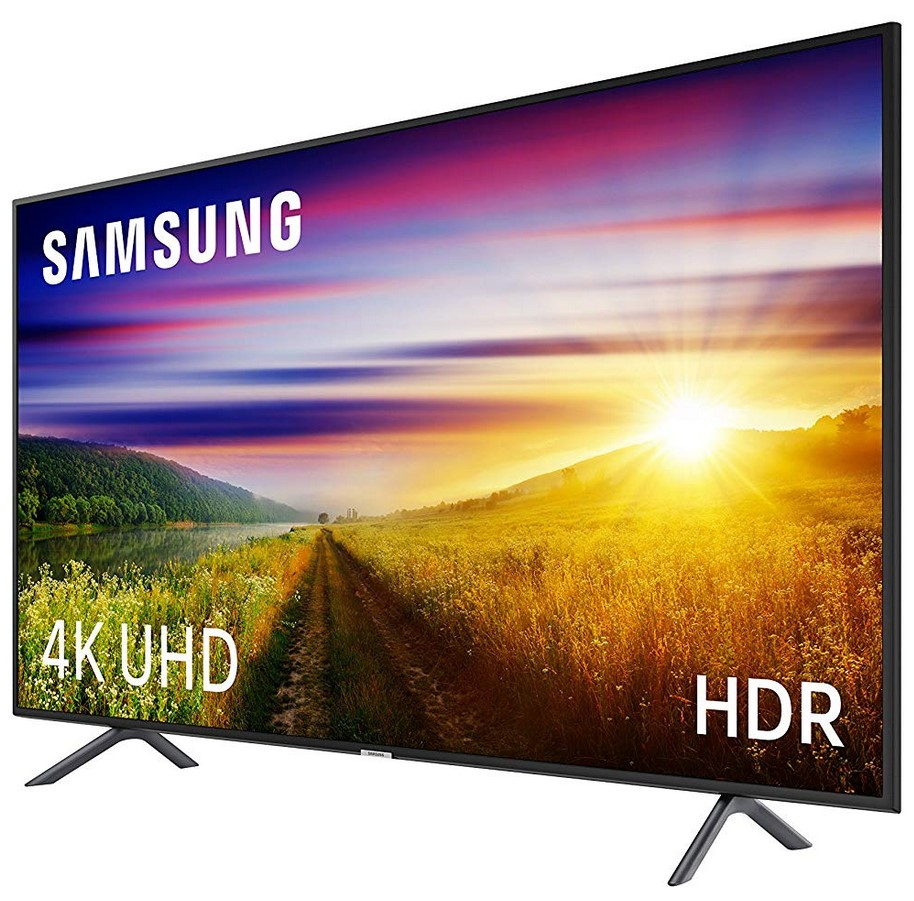 tv samsung ue55nu7105 uhd 4k 138 cm pas cher t l viseur 4k fnac ventes pas. Black Bedroom Furniture Sets. Home Design Ideas