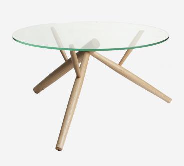 Table Basse Habitat Peg Table Basse En Ch Ne Massif Ventes Pas