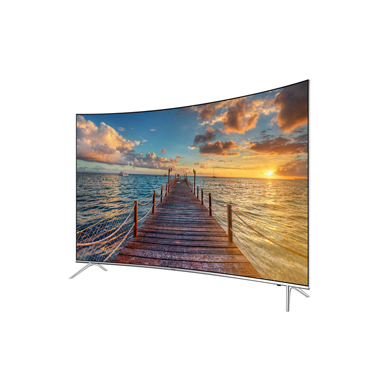 tv samsung ue43ks7500 suhd 4k incurv t l viseur 4k fnac ventes pas. Black Bedroom Furniture Sets. Home Design Ideas