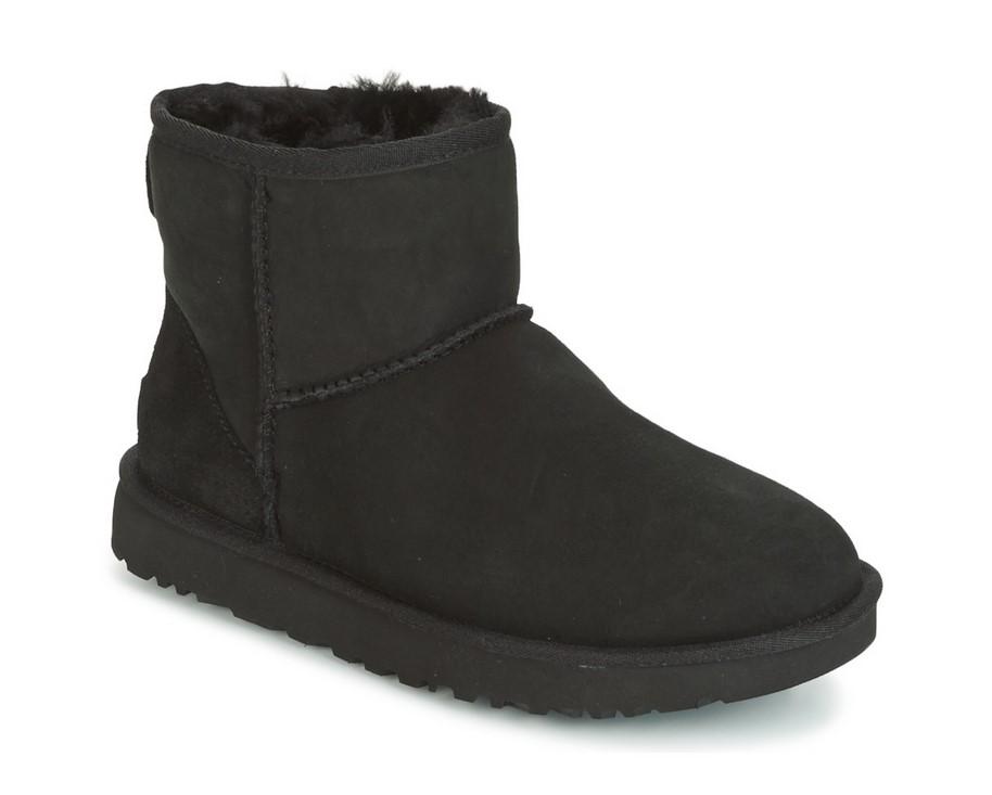 UGG CLASSIC MINI II Boots Noir