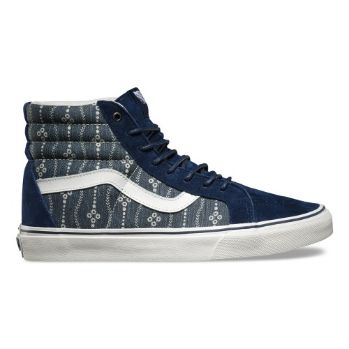 vans chaussures sk8 hi reissue baskets femme vans ventes pas. Black Bedroom Furniture Sets. Home Design Ideas