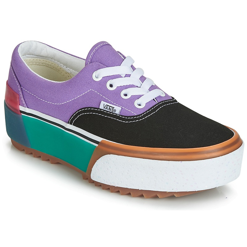 Vans ERA STACKED Violet / Noir