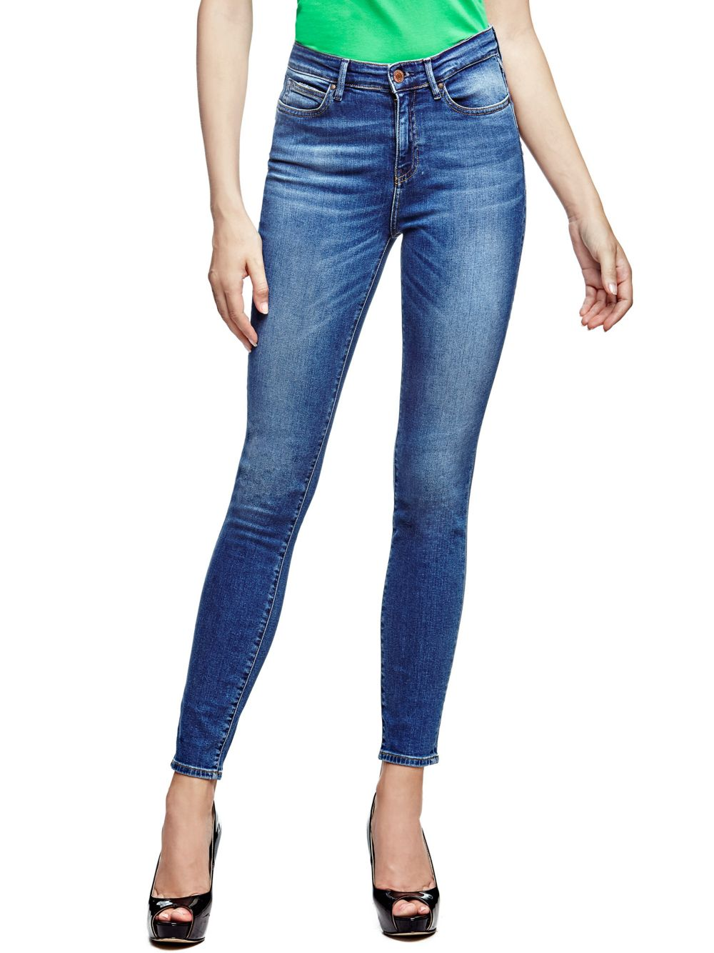 JEGGING 5 POCHES MARCIANO Guess