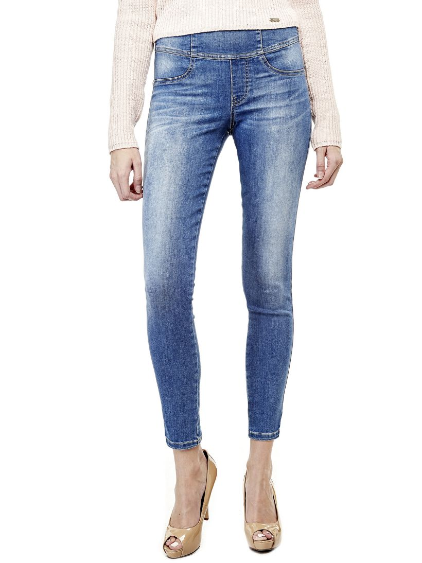 JEAN SKINNY CURVE X Guess - Jeans Femme Guess