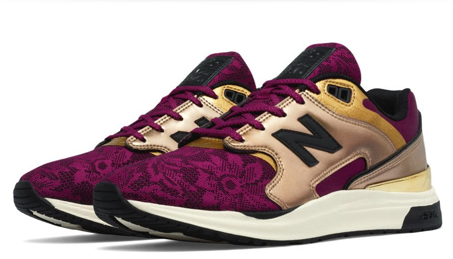 New Balance 1550 Molten Metals Casual pas cher - Baskets Femme New Balance