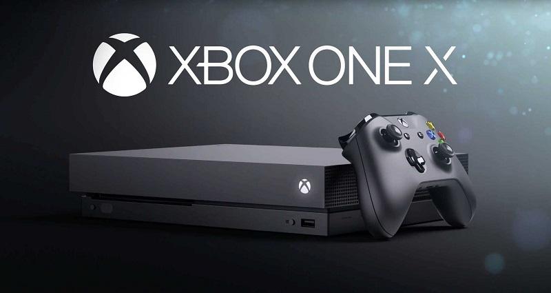 Console Xbox One Microsoft XBOX ONE X pas cher, Console de Jeu Darty