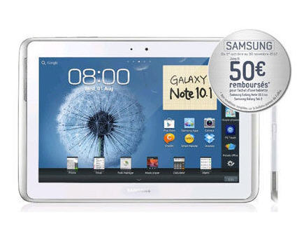 Tablette tactile auchan samsung galaxy note n8000 blanc - Tablette tactile samsung pas cher ...